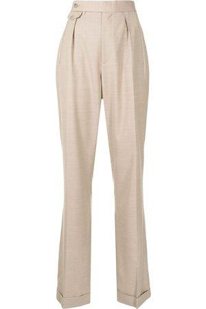 Ralph Lauren Mujer Pantalones de vestir - Pantalones de vestir rectos