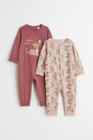 H&M Niño Pijamas - Pack de 2 pijamas enteros