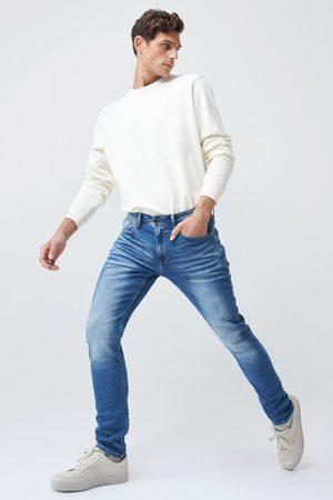 Salsa Hombre Pantalones slim y skinny - Pantalones slim con S-Resist vintage
