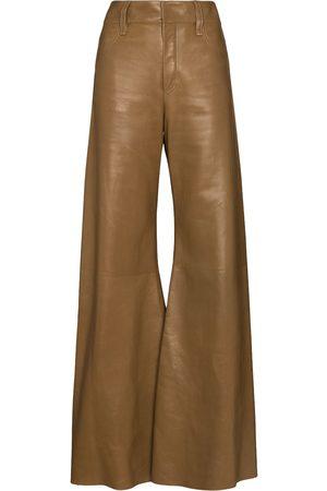 Chloé Pantalones anchos