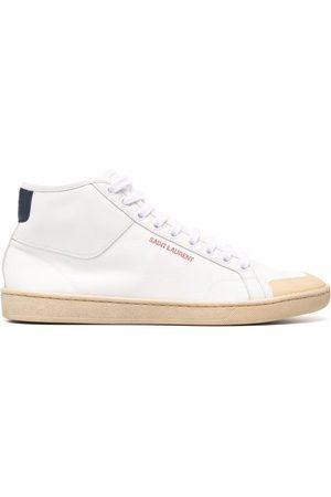 Saint Laurent Mujer Zapatillas deportivas - Zapatillas altas con cordones
