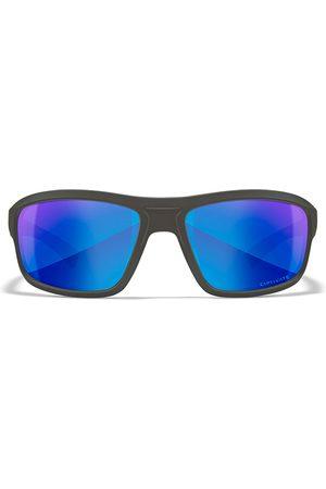 Wiley X Hombre Gafas de sol - Gafas de Sol Contend Polarized ACCNT09