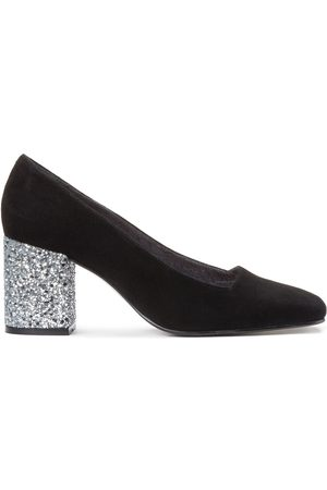 Jonak Mujer Tacón - Zapatos de tacón de piel velours Dexubo