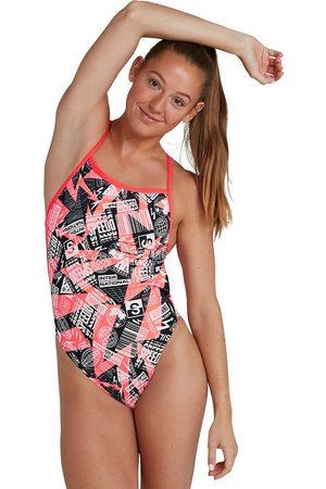 Speedo Mujer Bañadores - Bañador de piscina de 1 pieza allover