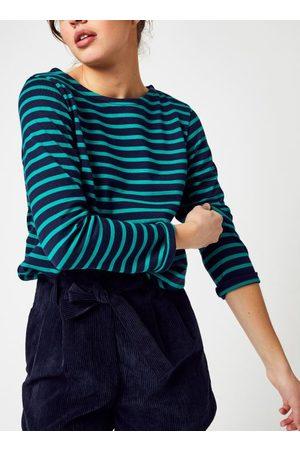 Petit Bateau Mujer Camisetas - Sf Marinieres tee